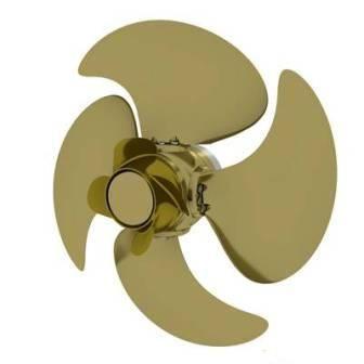 节能解决方案提高了螺旋桨效率