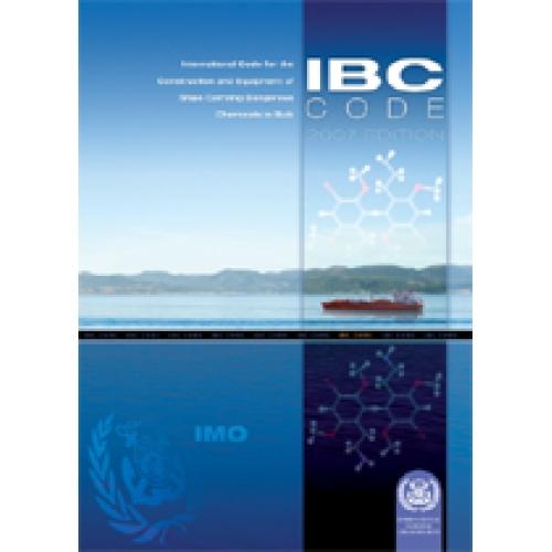 散装化学品船舶构造及设备规则 2007版