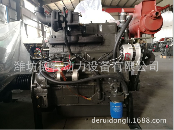 潍坊ZH4102C船用发动机柴油机船舶柴油机发动机渔船发动机