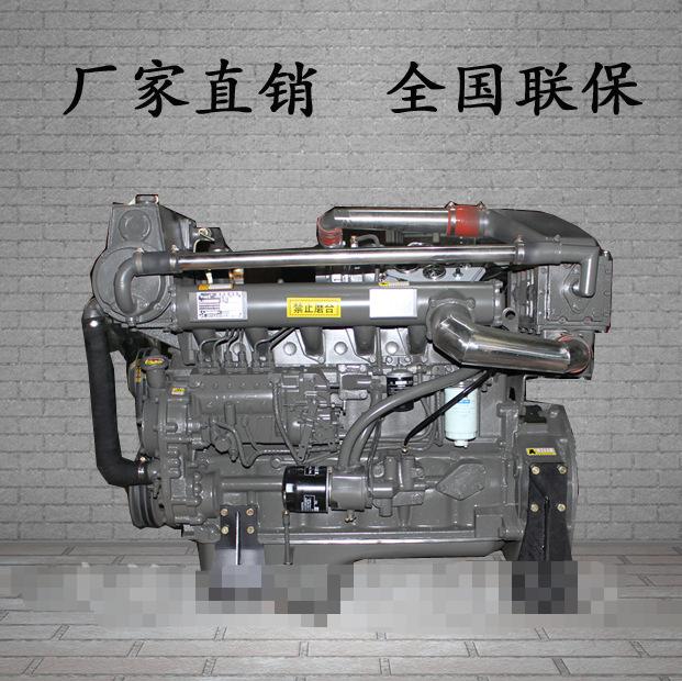 潍坊R6105C船用发动机柴油机船舶柴油机发动机渔船发动机